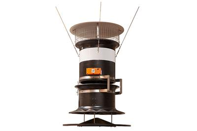 Fumus - Model 2 - Fresh air Chimney for Balanced-Pressure Ventilation
