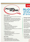 Pulmo-Guard - Model PH-M - Livestock Supplement Brochure