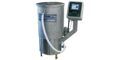 Smaller Herd – 20 Gallon Pasteurizer