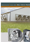 Acme - Model BDR - Belt Driven Propeller Fans - Brochure