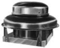 Model PRN - Centrifugal Roof/Wall Fans
