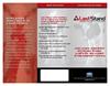 Last Stand- ImmWave - Targets Harmful Pathogens  Brochure