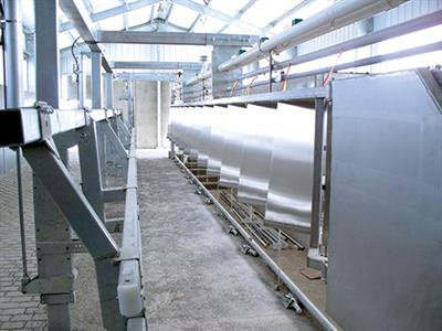Turner - Custom Herringbone Milking Barns