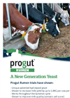 Progut Rumen - Yeast-Based Feed Ingredient Brochure
