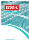 Ecocool - Model MTD/1 & PJB/1 - Silage Additive for Grass, Wholecrop Cereals and Legumes - Datahseet