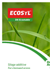DA Ecostable - Silage Additive for Clamped Grass - Brochure
