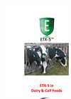 Feedworks - Model ETX-5 - Dairy & Calf Feeds Brochure