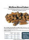 Bova - Protein Cubes Supplements Brochure