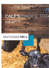 Calf's Choice Colostrum Brochure