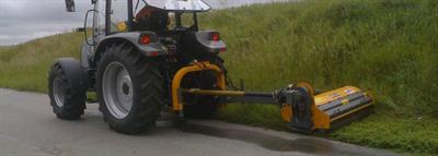 Model KB-140/160/180/200 R - Flail Mower Offset