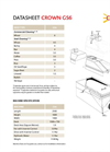 Model GS6 - Gravity Separator Brochure