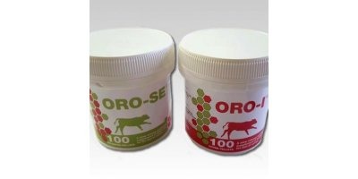 Model Oro I + Oro Se - Calf Nutrition