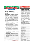 Dairy DryLic - Model LS - Animal Feed Supplement Brochure