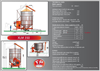 Model XLM 350 - Mobile or Stationary Grain Dryer Brochure