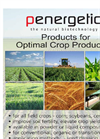 Crop Production – Field Crop Overview Brochure