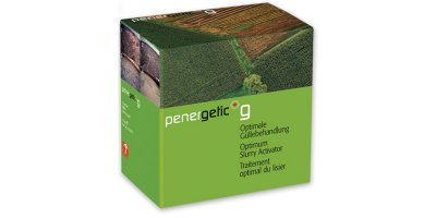Penergetic - Model G - Optimal Liquid Manure Treatment