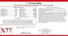 HLS - Model 7-7 - Extra Phos Datasheet