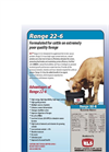 Model Range 22-6 - Formulated for Cattle Datasheet