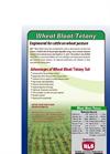 HLS - Wheat Bloat/Tetany Tub Datasheet