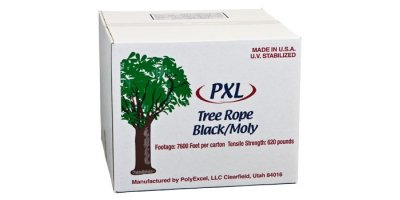 PXL - Model 955/620 - Monofilament Spiral Wrapped Tree Rope