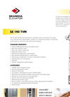 SE140 TVM Belt & Bucket Elevators Brochure