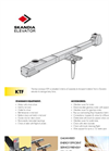 Model KTF - Conveyors Brochure