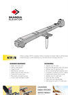 Model KTF/R - Conveyors Brochure