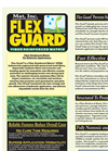 Flex Guard Fiber Reinforced Matrix (FRM) Brochure