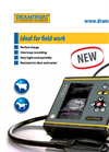 DRAMINSKI - iScan - Veterinary Ultrasound Scanner Brochure