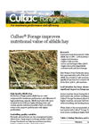Culbac Forage - Brochure
