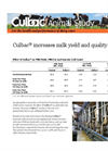 Culbac - Animal Dry Abiotic Feed Supplement Brochure