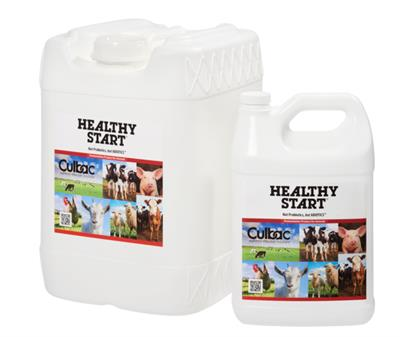 Healthy Start - Nutritional Feed Supplement for Livestock