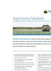 Agronomy Module