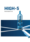 Model HIGH-5 - Recirculation Fans Brochure