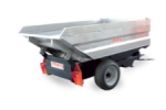 Model S - Bath Hermetic Elevating and Tilting Hydraulic Trailers