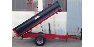 Model P - Rear Hydraulic Tippers Trailer