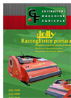GF - Model Jolly 2800 - Harvesting Machine - Brochure