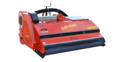 GF - Model Jolly 1800 - Wild Harvesting Machine