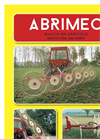 Model AM4R Series - 4-5-6 Star Wheels Rakes - Datasheet