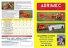 Model NO STOP - Rotary Disk Mowers Brochure