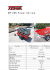 Model MT 200 series - Power Barrow Brochure