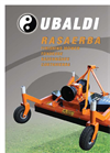 Rasaerba - Model TS - Finishing Mower Brochure