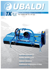 Trinciatrice - Model TK Plus - Shredder Brochure
