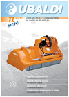 Trinciatrice - Model TL Evo - Shredder Brochure
