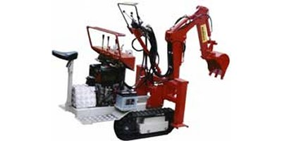 Kombi  - Model 1 K - Motorized Tracklaying Machine