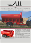 Model SR Series - Agricultural Trailers Brochure