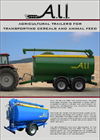 Model TC CSR - Agricultural Trailers Brochure