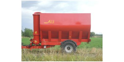 Model SR Series - Agricultural Trailers