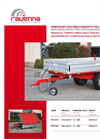 Model RTE 210 - Hidraulic Tipping Three Sides Trailer Brochure