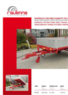 Model RTE 280 - Hidraulic Tipping Three Sides Trailer Brochure